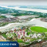 """Vinhomes Grand Park: """"Công Viên ánh Sáng 36ha"""" Sắp ra mắt"""