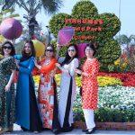 Vinhomes Grand Park: Du Xuân Tại Công Viên Siêu To Siêu Khổng Lồ