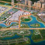 Vinhomes Grand Park: mở rộng quần thể thấp tầng The Manhattan