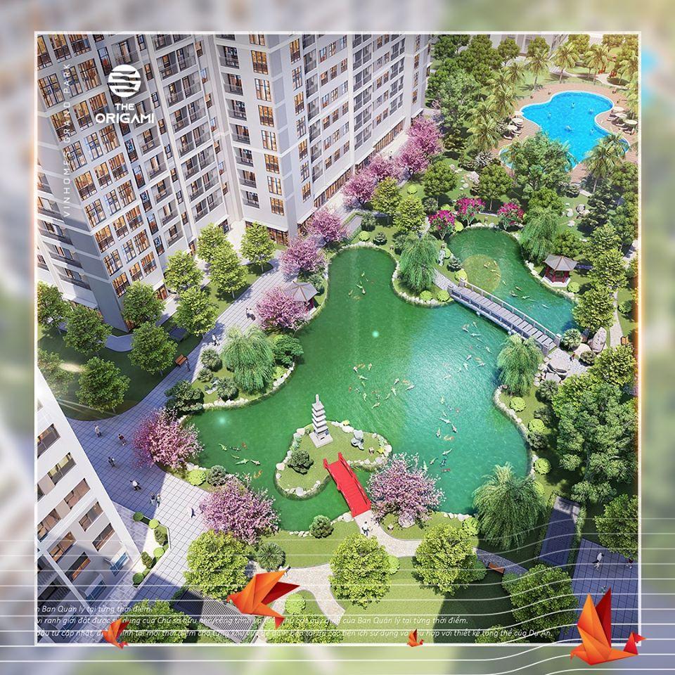 Trang bị đầy đủ tiện ích với Trường học Vinschool, Bệnh viện Vinmec, Đại công viên Grand Park 36ha, hệ thống công viên nội khu đa dạng,..